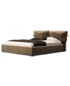 Кровать GreenSofa Мэри с завязками