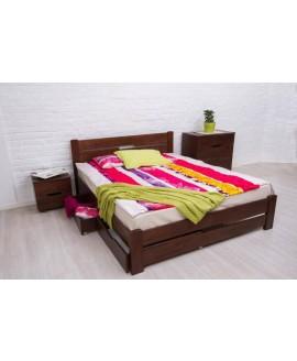 Кровать Олимп Айрис 1,6 (с ящиками)