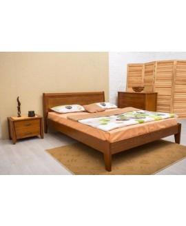 Кровать Олимп Сити 1,6 (без изножья с интарсией)