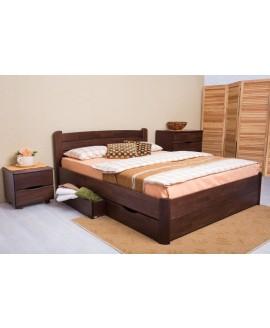 Кровать Олимп София 1,6 V (с ящиками)