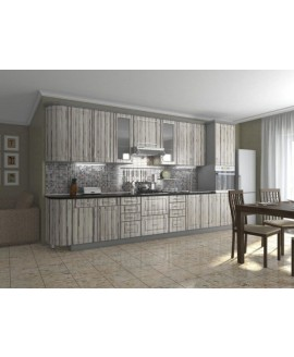 Кухня Garant Квадрис модульная