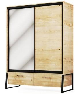 Шкаф Свит меблив Лофт 2Д2Ш