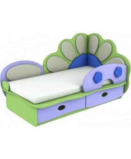 Детская кровать Ренессанс Ромашка (1800х800)