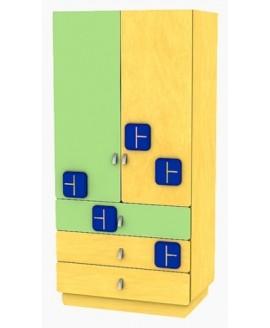 Детский шкаф Ренессанс Теремок Б-8 (комод)
