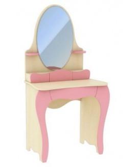 Детский стол Ренессанс Прованс с зеркалом