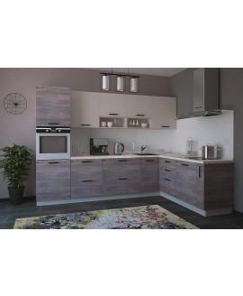 Кухня модульная СМ Руна (3000х1990)