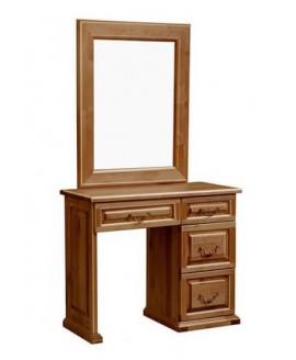 Туалетный столик Елисеевская мебель Филенка 0,9