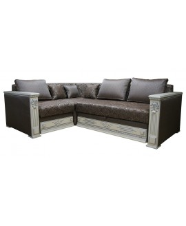 Угловой диван СКМ Вена 3х1