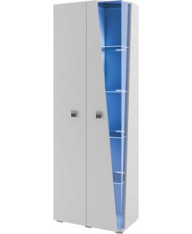 Шкаф Світ Меблів Призма 2Д