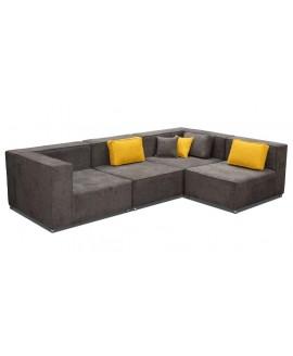 Угловой диван СКМ Бруклин 3х1