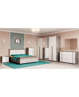 Спальня Світ Меблів Алекса (ДСП)