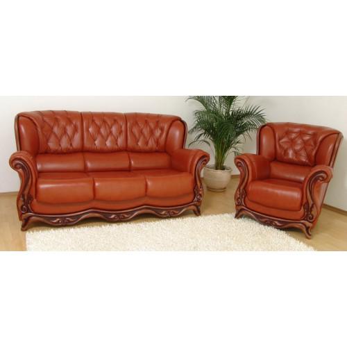 Комплект мягкой мебели Консул 3+1
