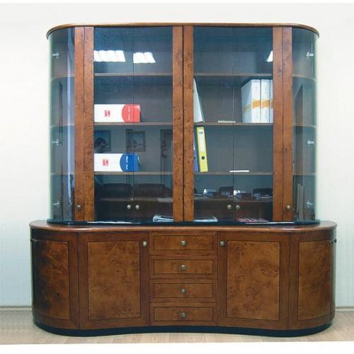 Шкаф книжный Антарес -CB W039