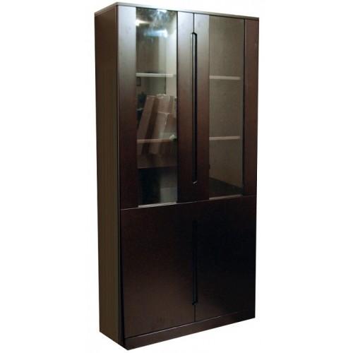 Шкаф книжный GRS 919 со стеклом