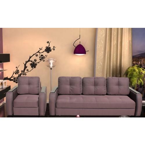 Кресло Неаполь с накладками