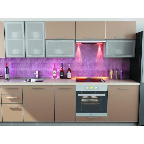 Кухня модульная Капучино (2600x600x2132)