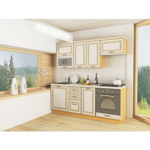 Кухня модульная Классик (2000x600х2132)