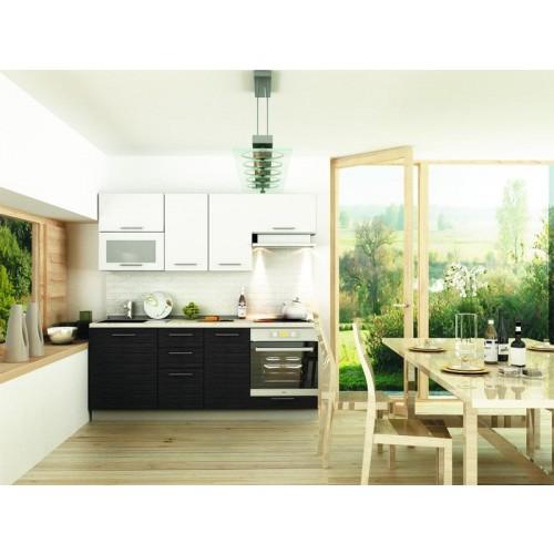 Кухня модульная Сити (2000x600x2132)