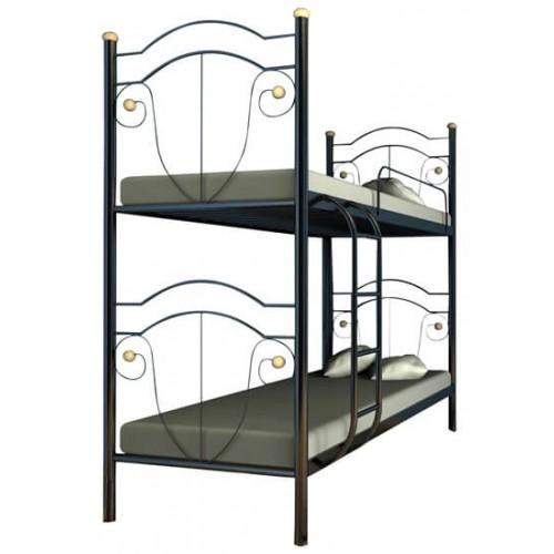 Двухъярусная кровать Диана 0,9