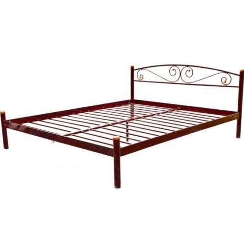 Кровать Вероника кованый металл
