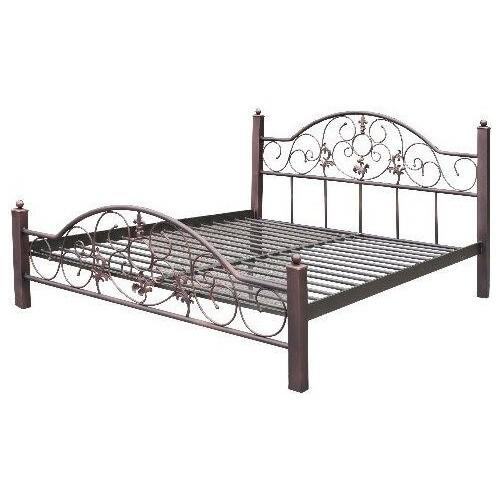 Кровать Жозефина кованый металл