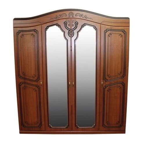 Шкаф Альба 4-х дверный