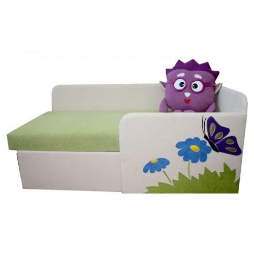 Детский диван Смешарики малютка