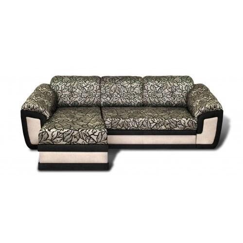 Диван угловой Премьер 3 подушки