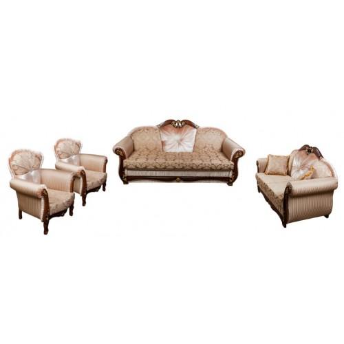 Комплект мягкой мебели Султан Новый (3+2+1+1)