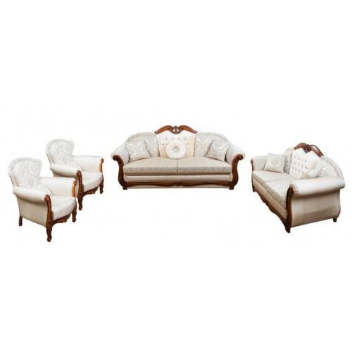 Комплект мягкой мебели Султан 3+2+1+1