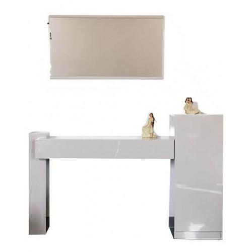 Туалетный столик Шоколад с зеркалом