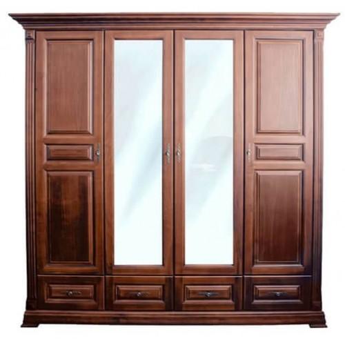 Шкаф Элеонора 4-х дверный
