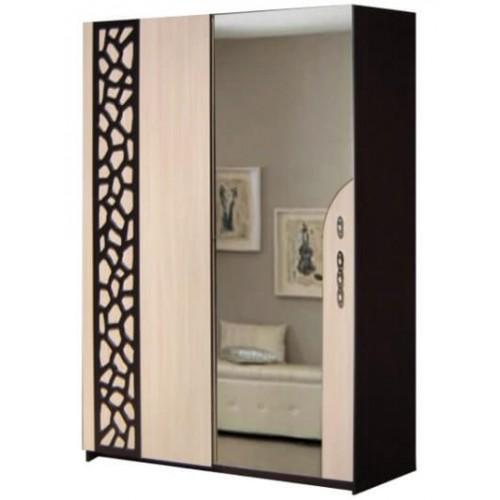 Шкаф 2-х дверный Селеста купе