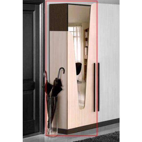 Шкаф Арья 0,55 с зеркалом