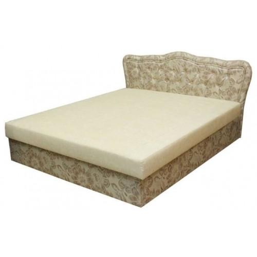 Кровать Ева 1,6 (с мягким изголовьем)