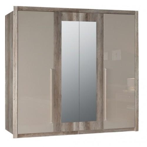 Шкаф 4-х дверный Джульетта 4D