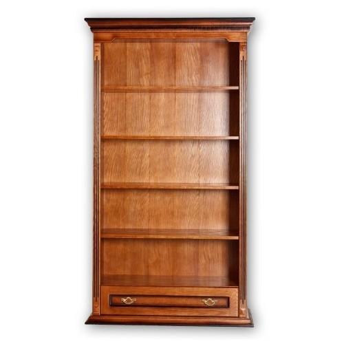 Шкаф книжный Медея 1,2