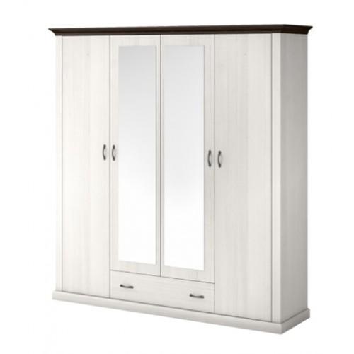 Шкаф Лавенда 4D1S (с зеркалами)