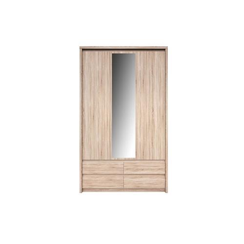 Шкаф Нортон SZF 3D4S (с зеркалом)