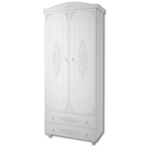 Шкаф Анжелика 2-х дверный
