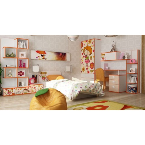 Детская комната Mandarin (Мандаринка)
