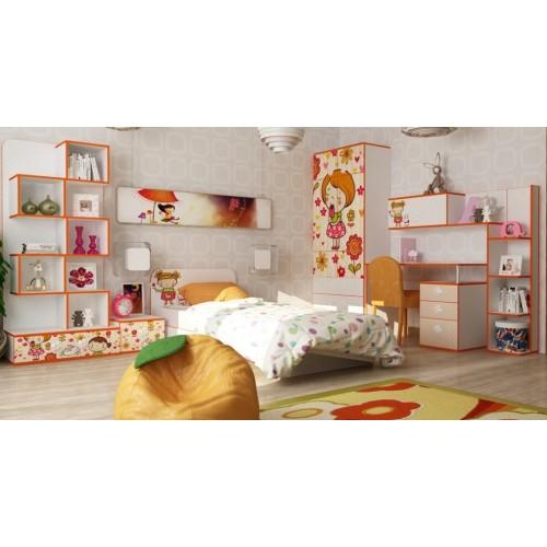 Детская кровать Mandarin (Мандаринка)