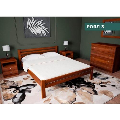 Кровать Роял 3 (1,6)