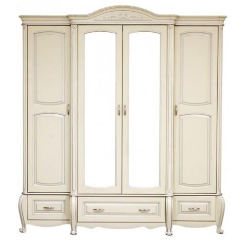 Шкаф Анна 4-х дверный