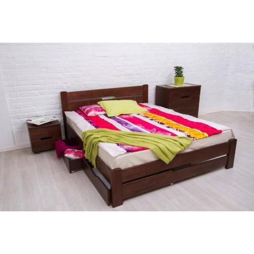 Кровать Айрис 1,6 (с ящиками)