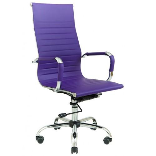 Офисное кресло Бали (хром)