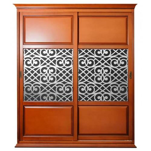 Шкаф Глория 2-х дверный