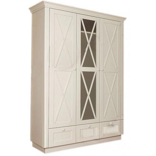 Шкаф Кантри 3-х дверный