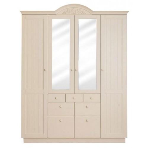 Шкаф Шато 4-х дверный