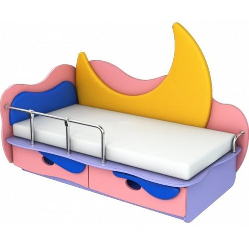 Детская кровать Луна (1600х800)